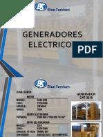 Ficha Tecnica Plantas Electricas