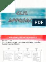 CLIL docentes idiomas
