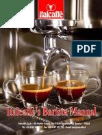 Barista manual 1. 0 by gimme! Coffee (ebook) lulu.