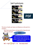 PRESENTASI- Salt Hydrolysis and Exercises