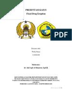 Presentasi Kasus FDE