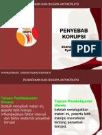 Tm 2-Penyebab Korupsi