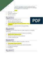 Parcial de Fundamentos y Finanzas Intento 2