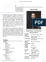 Lope de Vega - Wikipedia, La Enciclopedia Libre