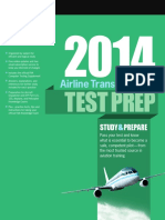 Test Prep Airline Transport Pilot
