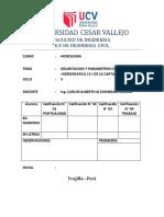 Informe de Cuenca Hidrográfica