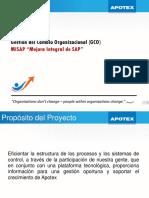 Estrategia Gestión Del Cambio. Apotex (3)