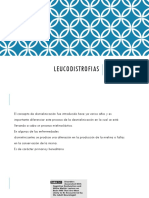 Leucodistrofias