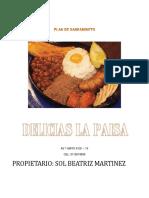 PLAN DE SANEAMINETO RESTAURANTE LA PAISA.docx