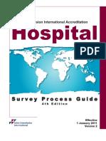 JCI 4th Ed Survey Process Guide