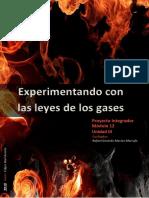 Proyecto Integrador  Experimentando con las leyes de los gases  M12S4