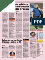 La Gazzetta Dello Sport 03-09-2018 - Serie B - Pag.1