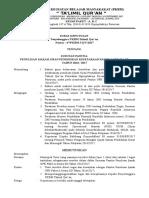 Sk Panitia Penulisan Ijazah Paket a, b, c