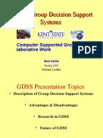 GDSS.presentation
