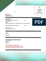 Nfjpiar3 1819 Resume-Format