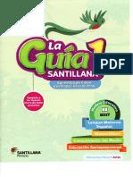 GUIA Santillana 1 Trimestre