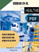La bioseguridad en el hospital.