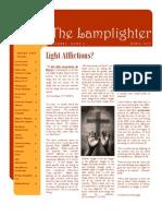Apr 2010 Lamplighter Newsletter, LaFayette Alliance Church
