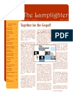 May 2010 Lamplighter Newsletter, LaFayette Alliance Church