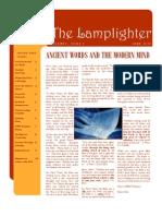 Jun 2010 Lamplighter Newsletter, LaFayette Alliance Church