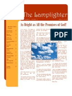Jul 2010 Lamplighter Newsletter, LaFayette Alliance Church