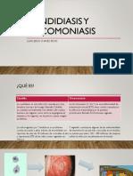 Candidiasis y Tricomoniasis