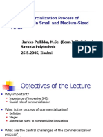 28_Commercialisation Process of Innovation_Jarkko Pellikka