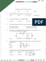 BIS Scientist B Electrical Engineering