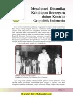 Bab 8 Menelusuri DInamika Kehidupan Bernegara dalam Konteks Geopolitik Indonesia.pdf