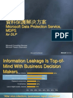 Microsoft Data Protection Service