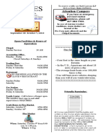 9-Lines Newsletter -- September 30 to October 7, 2010