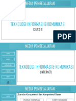 Media Interaktif TIK Kelas 9