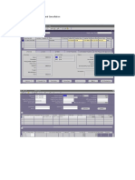 Standard Invoice Creation and Cancellation