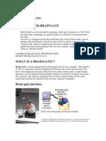 braingate research paper