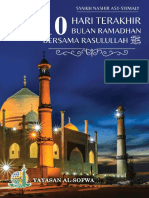 10 Hari Terakhir Bulan Ramadhan Bersama Rasulullah Shallallahu 'Alaihi Wa Sallam.pdf.pdf
