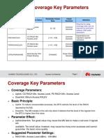 Summary Key Parameter