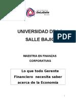 Lo que todo Gerente Financiero debe saber de Economía.doc