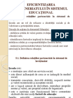 Tema 5 Complet Efic Part În Sistemul Educațional - t1