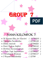 Group 7 Baru