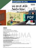 Rosas en El Jiron de Santa Rosa EMILIMA SA