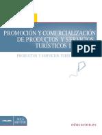 PRODUCTOS TURISTICOS