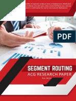 ACG Segment Routing v17 Comp