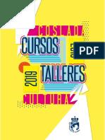 CULTURA | Cursos y Talleres en Coslada 2018/19