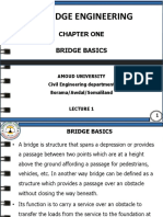 Bridge Engineering Lecture 1