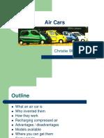 Air Cars 2001