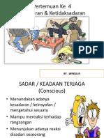 pertemuan ke 4 Kesadaran dan Ketiduran.pptx