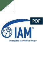 IAM Logo With Tag
