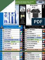 Premier League week 4 180901 Brighton - Fulham 2-2