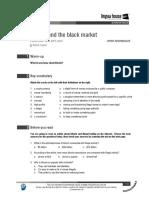 Bitcoin and the Black Market British English Upper Intermediate Advanced Group