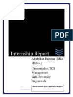 Final TCS Report